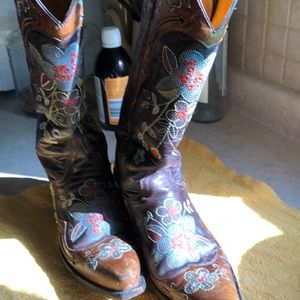 old gringo boots beautiful